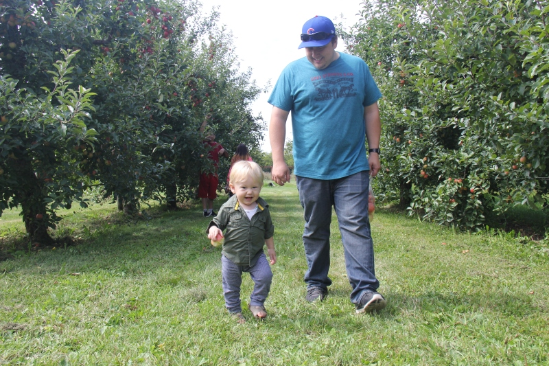 Royal Oak Farm Orchard Apple Picking