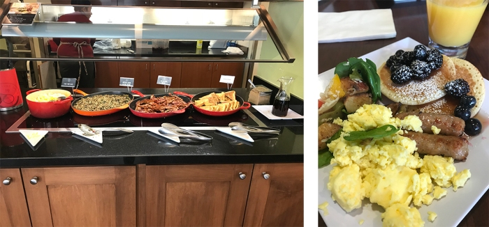 Breakfast Buffet at Hyatt Place